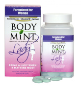 Body Mint Lady for Feminine Deodorant Protection