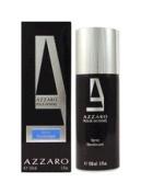 Azzaro By Loris Azzaro For Men. Deodorant Spray 3.5 Oz / 150 Ml.