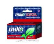 (EA) NULLO Deodorizer Tabs