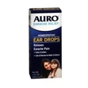 Auro Earache Relief Ear Drops, 30ml