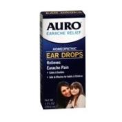 Auro Earache Relief Ear Drops, 30ml