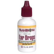 Nutribiotic - Ear Drops, 30ml liquid