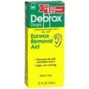 Debrox Ear Drops 15ml