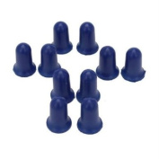 Elvex Corp REP251 Foam Plug Earplugs Blue