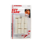 Ezy Care Foam Ear Plugs with Case NRR 29 10pr/pkg