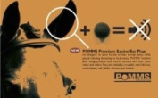 Pomms Equestrian Earplugs