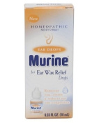 Murine Homoeopathic Ear Wax Relief Drops