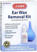 Leader Ear Wax Removal System Kit