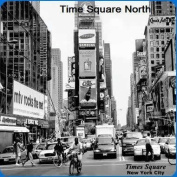 Time Square North Micro-Fibre Cleaning Cloth