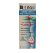 Replens Md Vaginal Moisturiser 6 Applicators