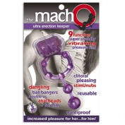 "Brand New The Macho Ultra Erection Keeper (Purple) ""Item Type"