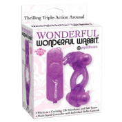 "Brand New Deluxe Wonderful Wabbit (Purple) ""Item Type"