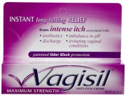 Vagisil Maximum Strength Anti-Itch Crème -- 30ml