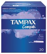 Tampax Tampons Compak Lites x 20