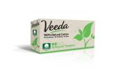 Veeda Non Applicator Regular Tampons 100% Natural