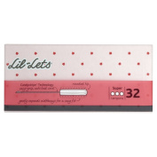 Lil-Lets Super Non-Applicator Tampons 32s