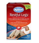 Restful Legs Hylands 50 Tabs