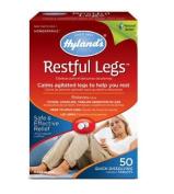 Restful Legs Hylands 50 Tabs