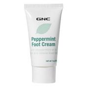 GNC PEPPERMINT FOOT Cream