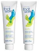 2 Foot Works Healthy Maximum Strength Cracked Heel Creams
