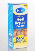 SCHOLL CRACKED HEEL REPAIR CRM