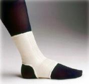 Pullover Elastic Anklet Provides Support for Weak or Injured Ankles
