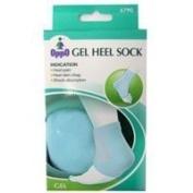Oppo Gel Heel Socks, 6790 - 1 Pair