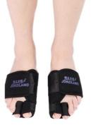 Gem New Big Toe Bunion Splint Straightener Corrector Foot Pain Relief Hallux Valgus Padded Support