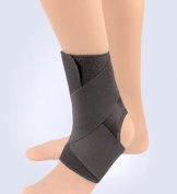 EZ-ON Wrap Around Ankle Support 6 Sizes - Fit Larger Legs