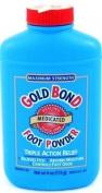 Gold Bond Foot Powder Medicated 110 gm