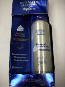 Intimate Options Personal Lubricant Mousse - with a hint of vanilla, 60ml,