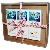 Aloe Cadabra, Personal Lubricant Gift Set, 3 Bottles, 70ml Each