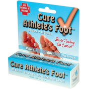 Cure Athletes Foot Ringworm Jock Itch - Maximum Strength All Natural Organic