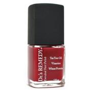 Dr.'s Remedy Enriched Nail Polish - BALANCE Brick Red