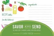 Savor and Send