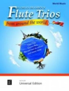 Flute Trios from Around the World for 3 Flutes