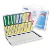PhysiciansCare Metal Unitized ANSI First Aid Kit