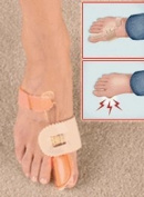 Nighttime Bunion Regulator - Left Foot