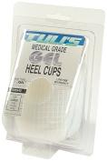 Medi-Dyne Tuli's Classic GEL Heel Cups