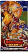Dinosaur King Booster Pack (9 Cards) - Colossal Team Battle