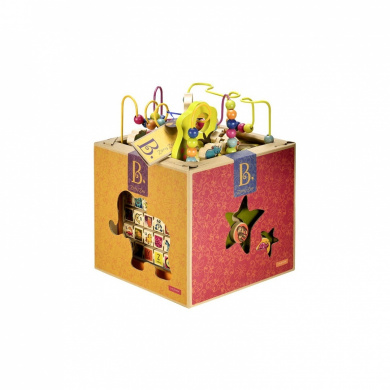 B Toys Youniversity Activity Cube By B Toys Shop