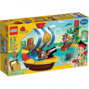 LEGO® Duplo Jake's Pirate Ship Bucky 10514