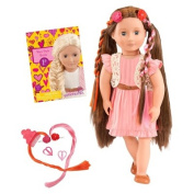Our Generation Hair Grow Doll Brunette - Parker