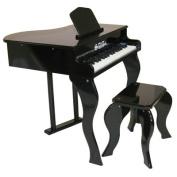 Schoenhut Elite Baby Grand Piano - Black