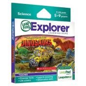 LeapFrog® Explorer(TM) Learning Game - Scholastic The Magic School Bus Dinosaurs