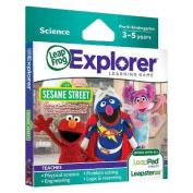 LeapFrog? Explorer(TM) Learning Game - Sesame Street