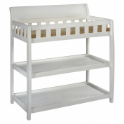 Delta Bentley Changing Table - White
