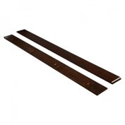 Delta Full Size Wood Bed Rails For Canton Crib - Espresso Cherry