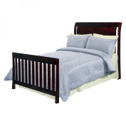 Simmons Madisson Bed Rails - Black Espresso