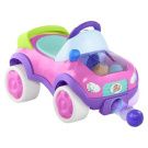 Bright Starts Having a Ball Pop & Roll Roadster - Pink